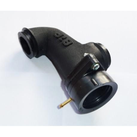 Single 50mm Mount Carb Intake Manifold For Yamaha Virago XV700-XV1100