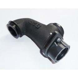 Single 40mm Mount Carb Intake Manifold For Yamaha Virago XV700-XV1100