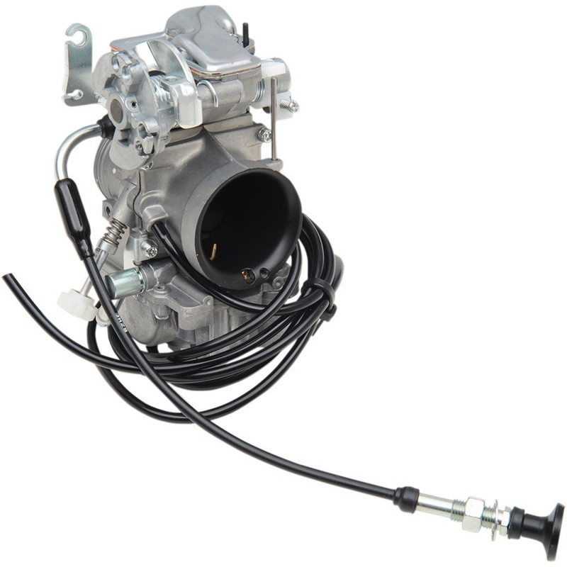 Single carb bip blk int manifold tm40 6 carb w tm40 for Yamaha virago 1100 carburetor adjustment
