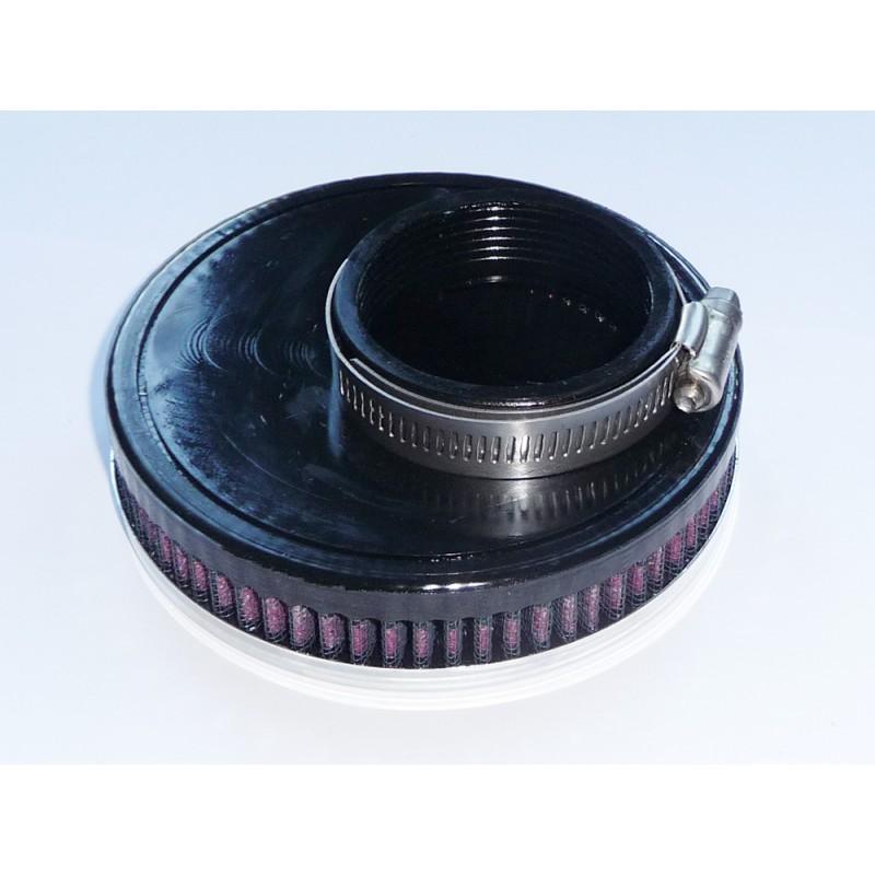 Mikuni Air Cleaner : B s flat air filter for mikuni vm and tm series