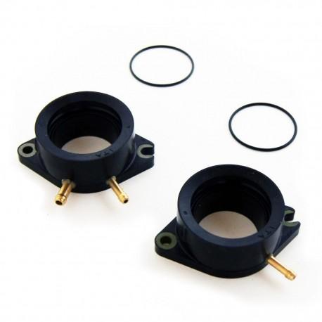 50 mm OEM Type Virago Intake Boots