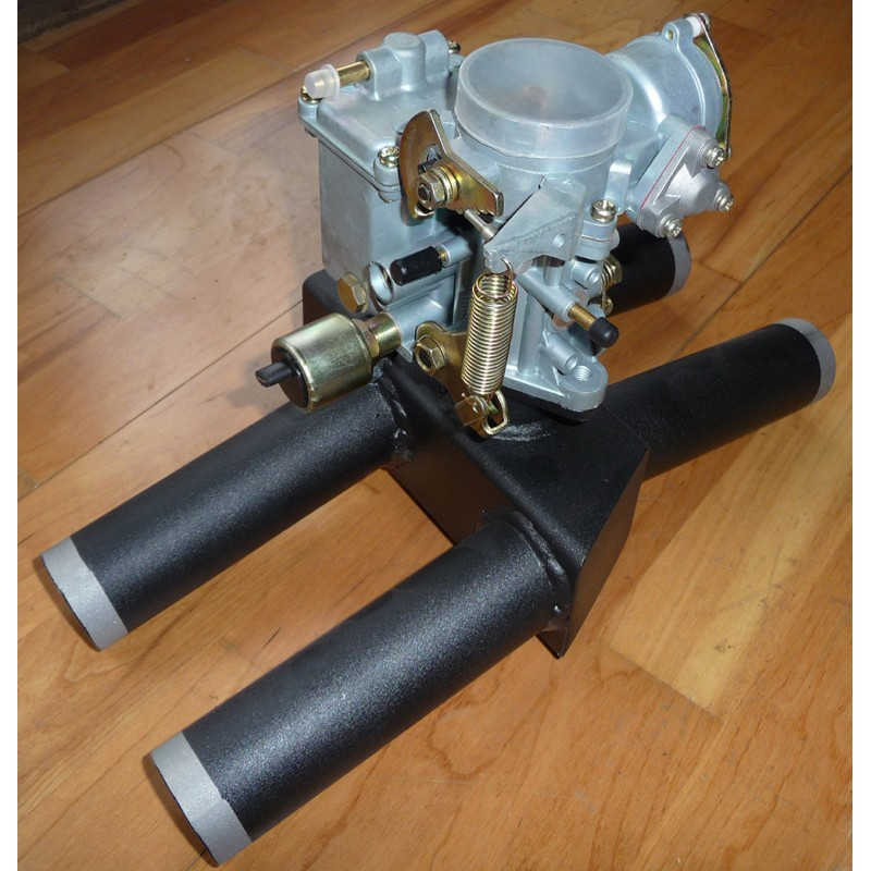 Honda Goldwing GL1000-1100 Single Manifold With Carburetor - Bike Intake  Performance