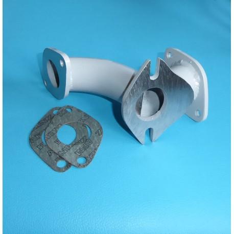 Universal Single Carb Intake Manifold 40mm 50mm Yamaha Virago XV700-XV1100